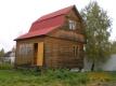 Варшавское или Симферопольское шоссе, Подольский район, 32 км от МКАД, рядом дер. Лучинское, СНТ, участок 5,3 соток, с каркасно-щитовым домом в хорошем состоянии, 2-х эт., 5х5м, 50кв.м